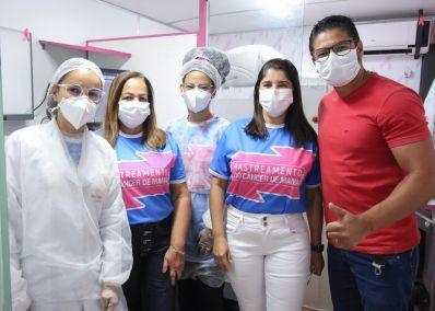 Ibititá ultrapassa meta do Saúde sem Fronteiras