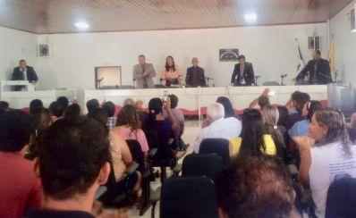São Gabriel: Ninho de Enock (re)eleito presidente da Câmara Municipal