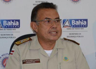 Coronel Castro nega greve da PM