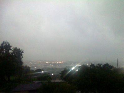 Previsão de chuva para Jussara no fim de semana
