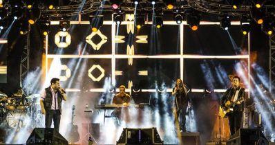 Mais de 70 mil pessoas acompanham show de Bruno & Marrone em Irecê