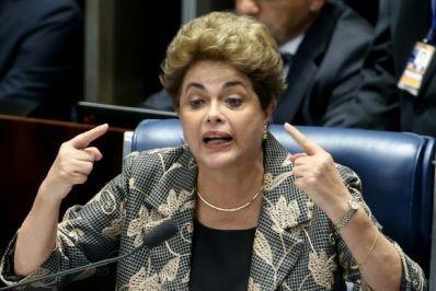 Em fala final, Dilma pede que senadores votem com consciência