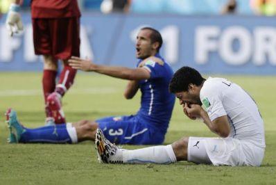 Atacante uruguaio Luis Suárez está fora da Copa do Mundo
