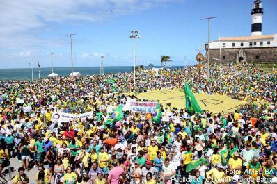 Salvador se mantém na quarta posição entre cidades mais populosas do país