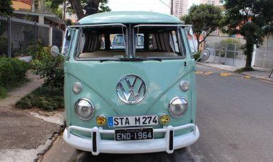 Volkswagen lança vídeo de despedida da Kombi; assista