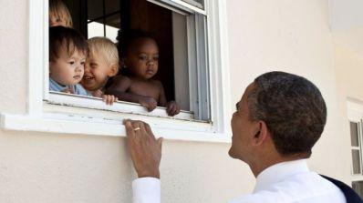 De quem é citação usada por Barack Obama no tuíte mais curtido da história?