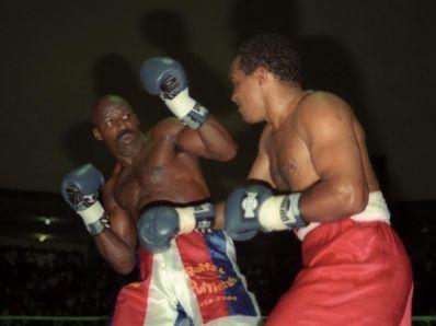 Filadélfia será palco para última luta entre Reginaldo Holyfield e Luciano Todo Duro