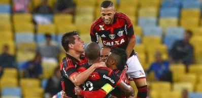 Na estreia de Luxemburgo, Flamengo vence o Botafogo e deixa a lanterna
