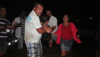 Naufrágio no norte da Bahia deixa uma criança morta