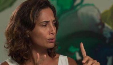 Camila Pitanga conta como foi acidente que matou Domingos Montagner