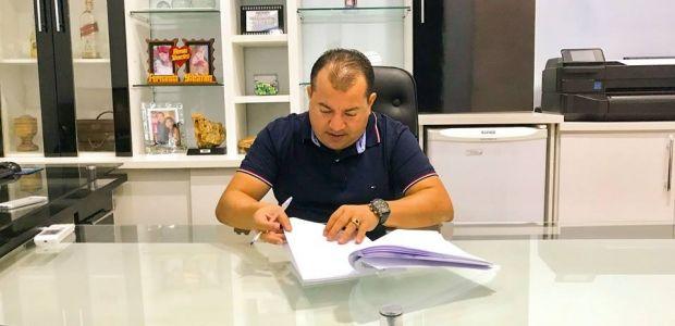 Com a consciência tranquila, prefeito de Ibititá mostra fragilidade em ação do MP-BA