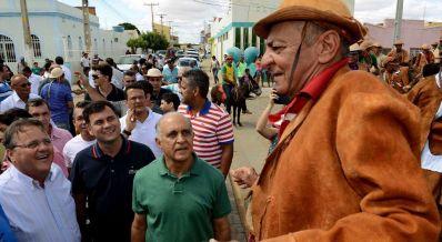 Paulo Souto reitera compromisso com Semiárido na largada da campanha