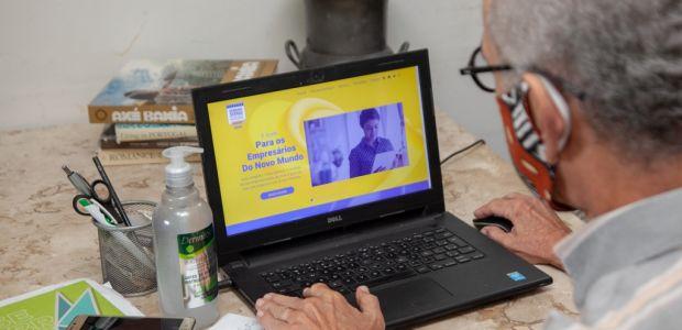 Sebrae realiza Semana de Capacitação totalmente online