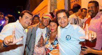 Irecê: Luizinho lidera disputa eleitoral com 61,3% dos votos