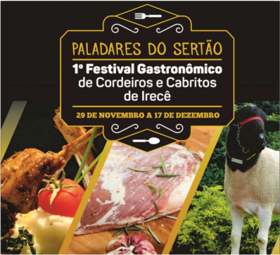 Paladares do Sertão começa nesta quarta com o melhor da culinária regional