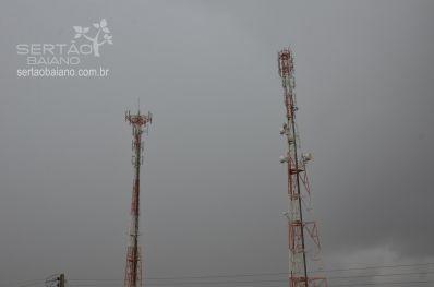 Previsão de chuva em Irecê durante toda semana