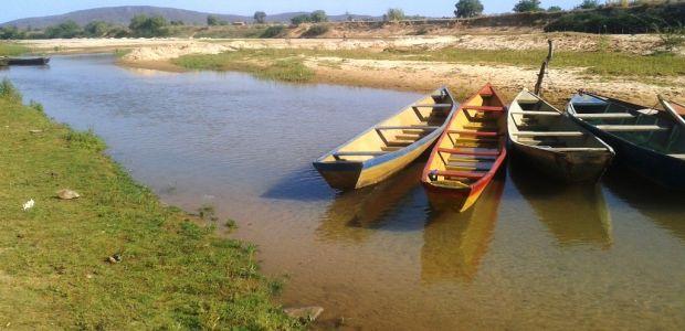 Duas crianças da mesma família morrem afogadas no Rio São Francisco