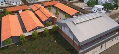 Prefeito assina ordem de serviço para construção de escola de 12 salas