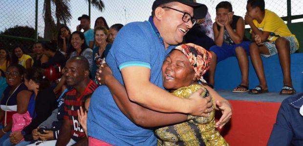 Aprovação do Governo Cafu Barreto impulsiona projeto de continuidade em Ibititá