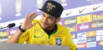 Neymar critica Zúñiga e agente, torce por Messi e dá lição em cartola.