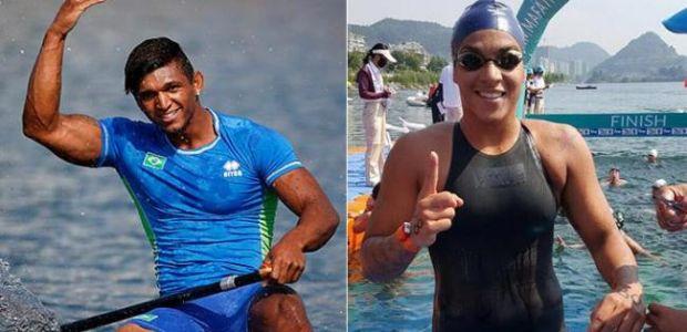 Baianos são finalistas na eleição de melhor atleta do país