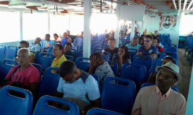 Travessia Salvador - Mar Grande é retomada nesta terça