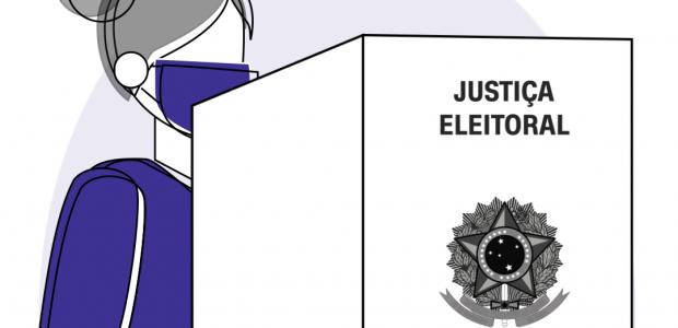 Conheça medidas de segurança contra Covid-19 para o dia da votação