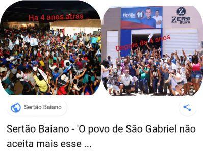 Sertão Baiano é alvo de montagem em São Gabriel