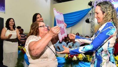 Mulheres no Comando, Mulheres No Poder: Gilva Martins assume pasta da Administração em Ibititá