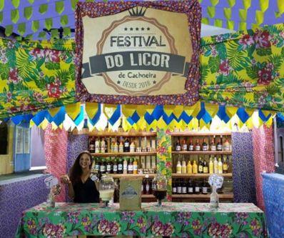 Festival do Licor de Cachoeira abre cadastro para produtores
