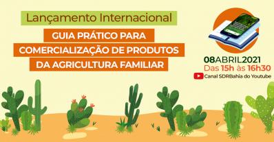 Agricultura Familiar: guia de comercialização terá lançamento internacional