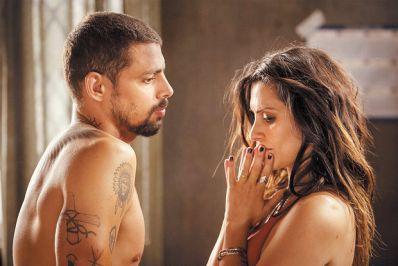 Cauã Reymond e Cleo Pires protagonizam cenas tórridas de sexo