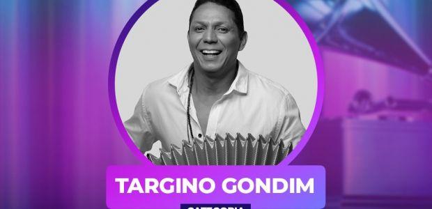 Targino Gondim concorre a Grammy Latino