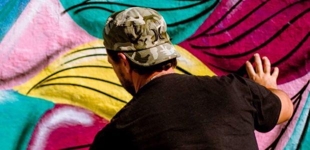 Obra de arte com mais de 300 metros será pintada em parede urbana de Salvador