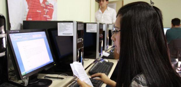 Ufba inscreve para 980 vagas de graduação a distância