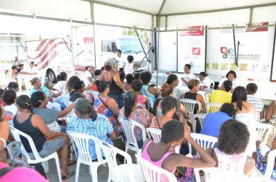 Fundação José Silveira e Prefeitura De Gabriel realizam Feira de Saúde