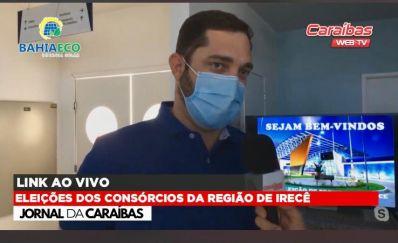 Secretário lamenta 'postura infantil' de Hipólito Rodrigues