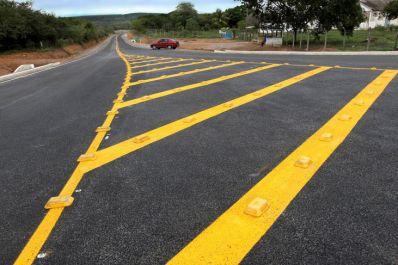 Estrada Gameleira do Jacaré: lançado edital para recuperação do trecho entre Gabriel e Variante II