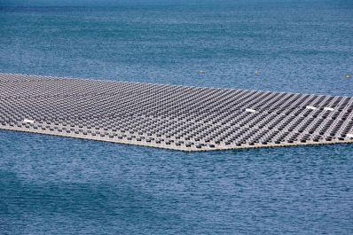 Chesf inicia estudo com painéis solares em reservatório de Sobradinho
