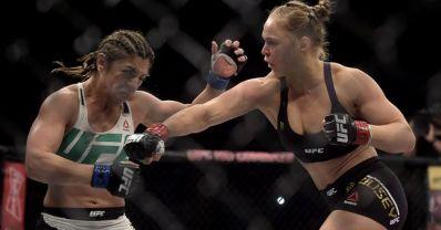 Ronda atropela Bethe, consegue nocaute relâmpago e mantém cinturão
