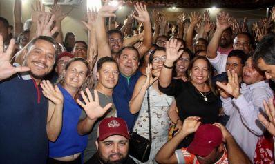 Dr. Raul e Emídio Neto reforçam pré-candidatura de Nilvinha em Ibititá