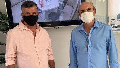 Lapão: grupo da situação escolhe Videvaldo Dourado vice de Márcio Messias