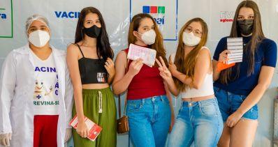 Uibaí ultrapassa marca de DEZ MIL pessoas vacinadas contra covid-19