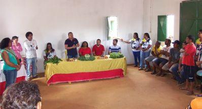 Ibititá: Prefeitura e CAA entregam cozinhas solidárias em Comunidades Quilombolas