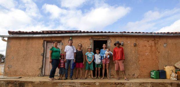 Briga por posse de terras ameaça mil famílias no sertão da Bahia