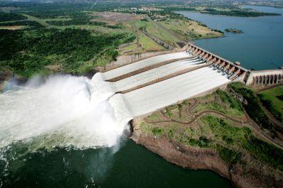 Itaipu completa 30 anos de operação