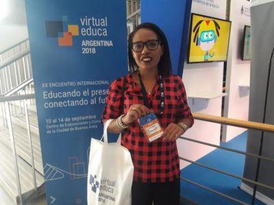 Estudante de Irecê participa de evento de inovação e tecnologia na Argentina
