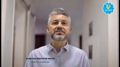Elmo Vaz lidera campanha pelo Selo Unicef