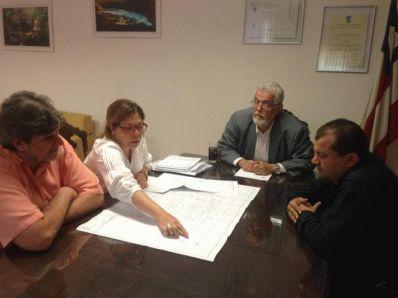 Sesab aprova projeto do Hospital Municipal de Ibititá