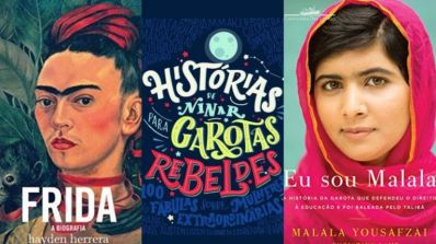 Cinco biografias sobre mulheres que você precisa conhecer